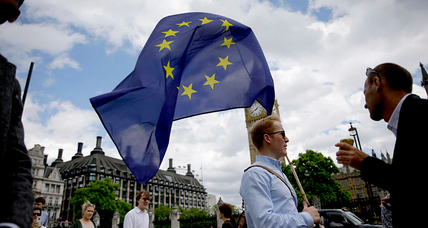How quickly should Britain divorce from the European Union?