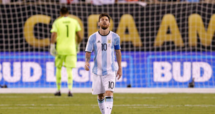 Why Lionel Messi is quitting Argentina's national team