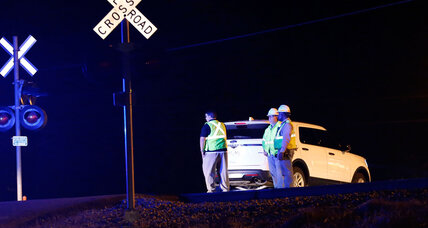 Colorado family killed in Amtrak crash: How common are railroad-crossing collisions?