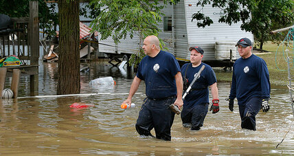West Virginia braces for more rain as flood relief efforts underway