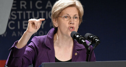 Elizabeth Warren: A good running mate for Hillary Clinton? (+video)