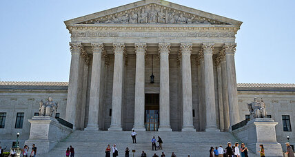 Should domestic abusers own guns? No, says Supreme Court.