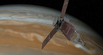 NASA's Juno is about to make a bold attempt to orbit Jupiter