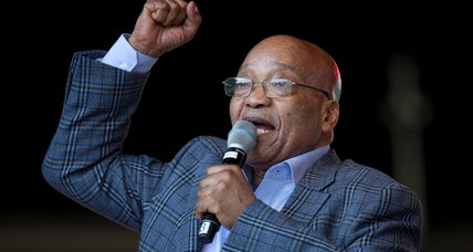 Report says South African leader should pay $507,000