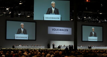 VW makes amends. A model in rebuilding trust?