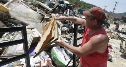 After rains, where is West Virginia in flood recovery?