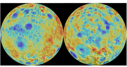 Dwarf planet Ceres may be less icy, more complex, say scientists