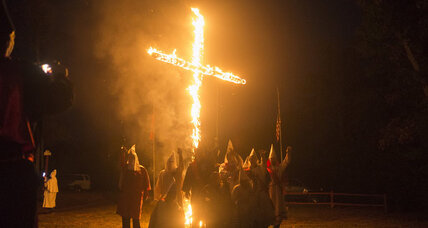 Report: Nativist politics embolden KKK leaders' hopes for growth