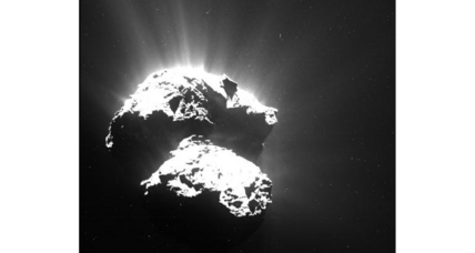 Comet-orbiting Rosetta probe to go out with a crash and a bang