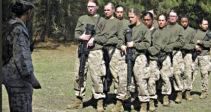 The Marines go gender neutral: Are the troops on board?