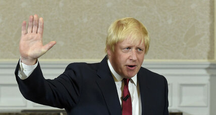 Why Boris Johnson is dropping out of the race for British prime minister