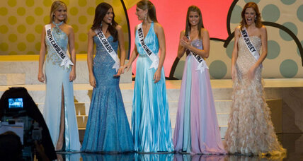 Beauty redefined? Miss Teen USA says goodbye to swimsuits in heels (+video)