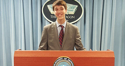 Meet David Dworken, the teenager who hacked the Pentagon