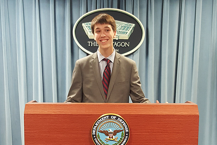 Meet David Dworken, the teenager who hacked the Pentagon