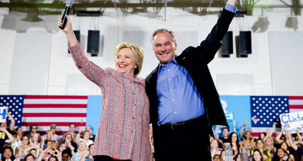 Tim Kaine's tax record reflects Clinton's present and possibly future