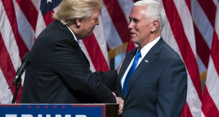 Will Pence help Trump win over women voters? (+video)