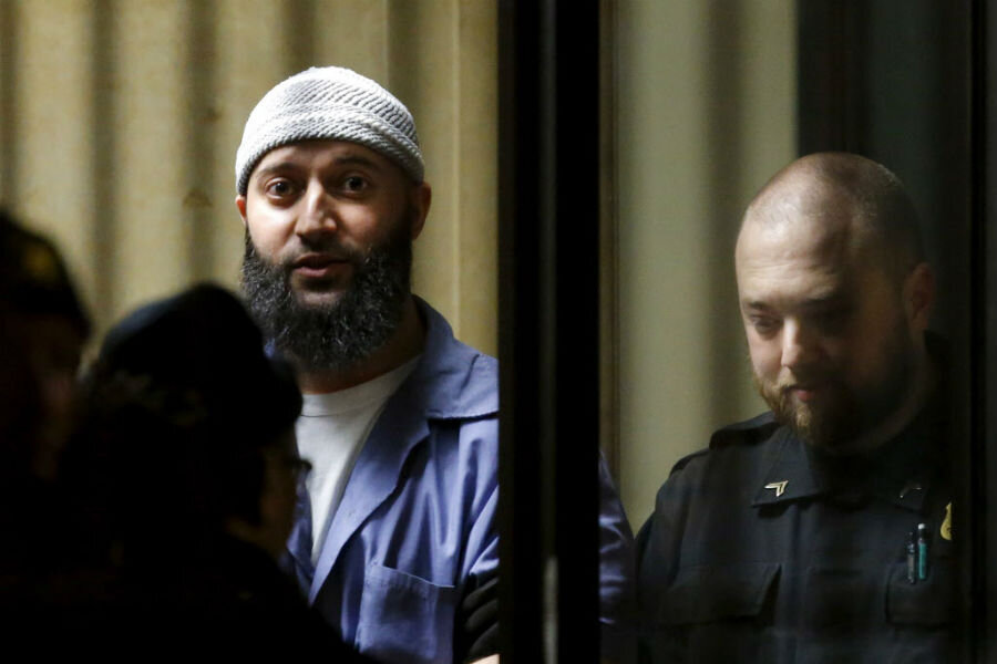 Adnan Syed gets new trial, helped by trend-setting 'Serial'