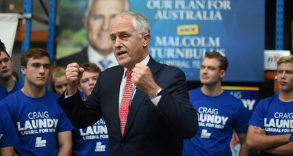 Australia heads to polls Saturday, could elect fifth PM in three years