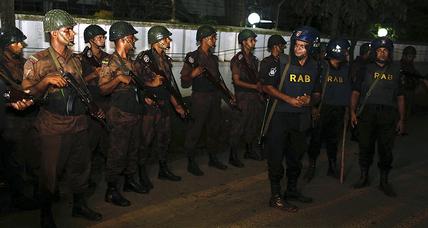 ISIS claims Dhaka hostage-taking as Bangladesh combats extremism