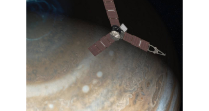 NASA's Juno spacecraft designed to endure Jupiter's intense radiation