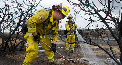 Who pays for fighting wildfires? US lawmakers deadlocked on funding.