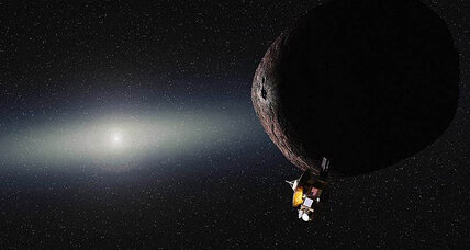 NASA Pluto probe to extend mission for another billion miles