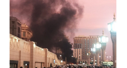 Saudi bombings: Why targeting of Medina is particularly significant (+video)