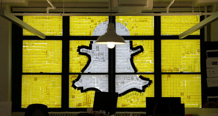 Is Snapchat becoming overrun with 'old' people?