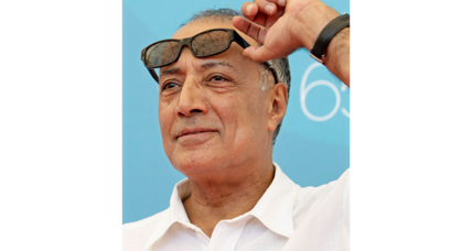 Iranian filmmaker Abbas Kiarostami brought Iranian cinema to the West