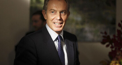 What does the Chilcot report say about Tony Blair's role in Iraq invasion?