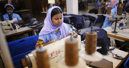 Will the Dhaka attack halt progress for garment industry workers?