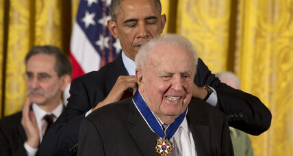 How Abner Mikva, the politician 'nobody sent,' helped Washington