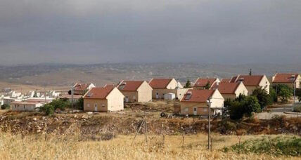 Why new building in Israeli settlements draws ire