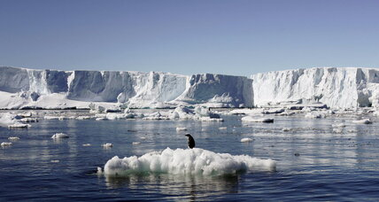 Scientists may have solved a mystery: Why is Antarctic sea ice growing?
