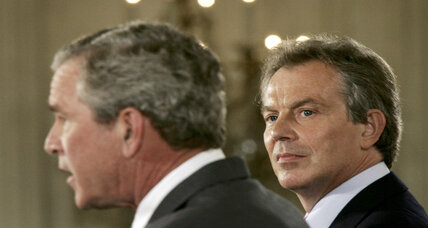 Britain's Chilcot Inquiry will shape Blair's legacy. How about Bush's?