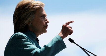 Is Hillary Clinton too big to indict?