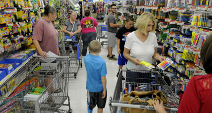 Back-to-school sales aren't just for students