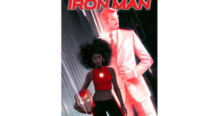 Meet the new Iron Man: a black female teenager