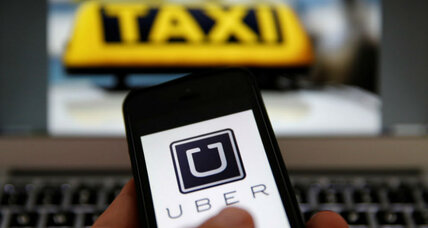 Should Uber and Lyft pay to improve taxi industry? The Bay State says yes