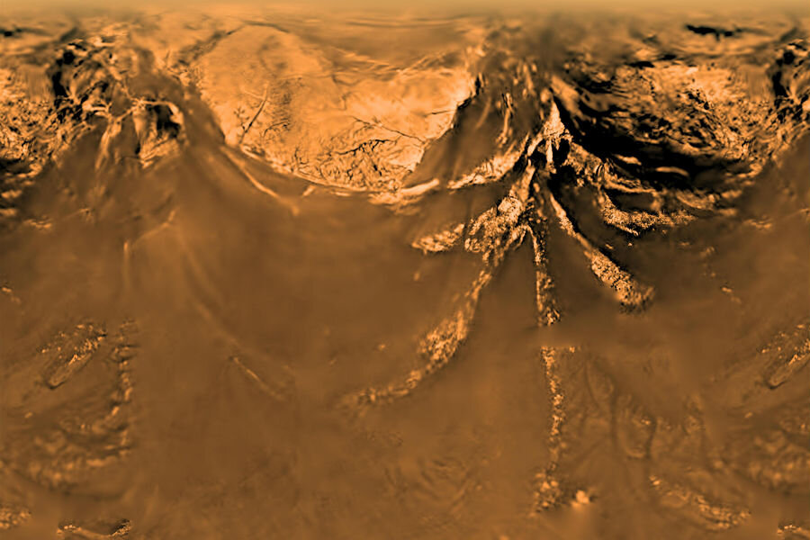 Could Saturn's moon Titan host life, even without water