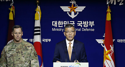 Why South Korea agreed to deploy US missile-defense system