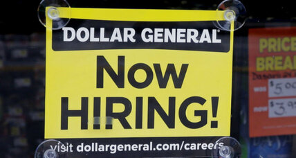 Jobs report offers relief after disappointing May, politically turbulent June