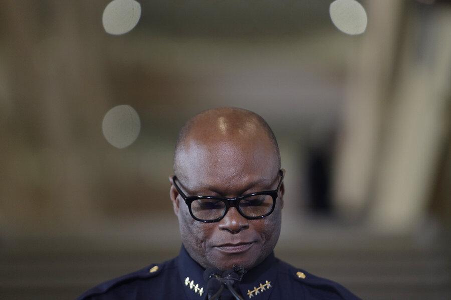 False ID in Dallas shooting highlights pitfalls of policing