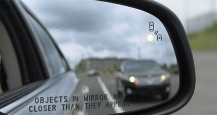 Is it time to get rid of rear-view and side-view mirrors?
