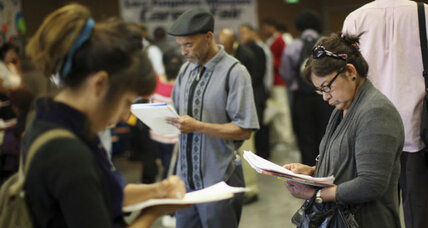 Jobs are up. Will employment stay a major election focus?