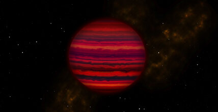 For first time, astronomers find water clouds beyond our solar system