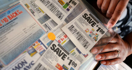 Clipping, cutting and scanning: how to use coupons effectively