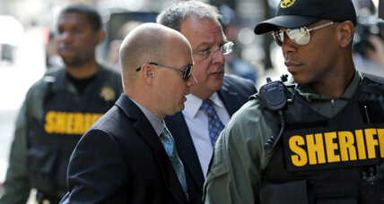 Why the fourth officer in Freddie Gray case got an assault charge thrown out