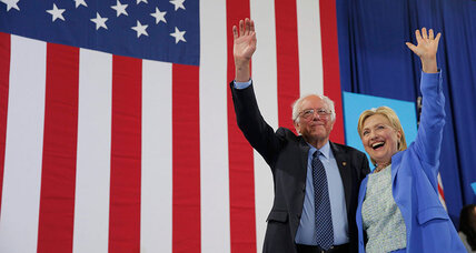 You, Bernie Sanders, are no Ted Kennedy. (Why that's good for Hillary.)