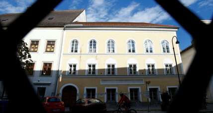 Should Austria seize Hitler's birthplace?
